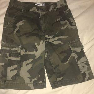 💚Old Navy Camouflage Boy Shorts